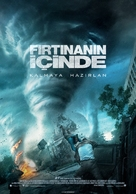 Into the Storm - Turkish Movie Poster (xs thumbnail)