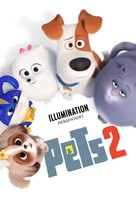 The Secret Life of Pets 2 - German Movie Cover (xs thumbnail)