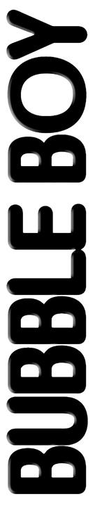 Bubble Boy - Logo (xs thumbnail)