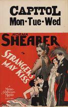 Strangers May Kiss - Movie Poster (xs thumbnail)