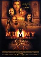The Mummy Returns - Movie Poster (xs thumbnail)