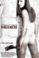 Sorority Party Massacre - Movie Poster (xs thumbnail)