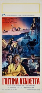 The Ship That Died of Shame - Italian Movie Poster (xs thumbnail)