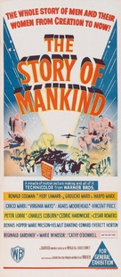The Story of Mankind - Australian Movie Poster (xs thumbnail)