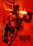 Hellboy - Argentinian Movie Poster (xs thumbnail)