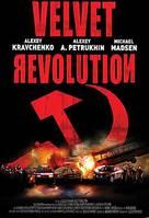 Velvet Revolution - French Movie Cover (xs thumbnail)