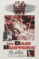 The Dam Busters - Movie Poster (xs thumbnail)