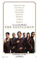 The Gentlemen - Movie Poster (xs thumbnail)