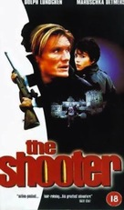 The Shooter - British VHS movie cover (xs thumbnail)