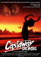 Castaway - German Movie Poster (xs thumbnail)