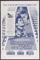 Strangers on a Train - Movie Poster (xs thumbnail)