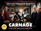 Carnage - British Movie Poster (xs thumbnail)