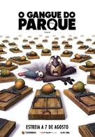The Nut Job - Portuguese Movie Poster (xs thumbnail)