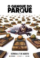 The Nut Job - Portuguese Movie Poster (xs thumbnail)