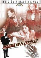 The Lady Vanishes - Spanish Movie Cover (xs thumbnail)