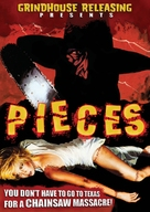 Pieces - DVD cover (xs thumbnail)