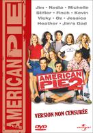 American Pie 2 - French DVD cover (xs thumbnail)