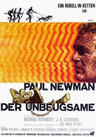 Cool Hand Luke - German Movie Poster (xs thumbnail)