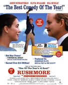 Rushmore - Video release movie poster (xs thumbnail)