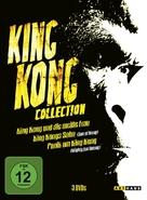 King Kong - German DVD movie cover (xs thumbnail)