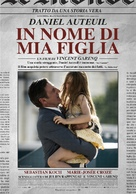 Au nom de ma fille - Italian Movie Poster (xs thumbnail)