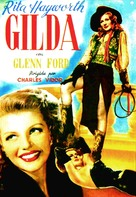 Gilda - Argentinian DVD cover (xs thumbnail)