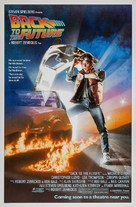 Back to the Future - Advance poster (xs thumbnail)