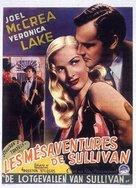 Sullivan's Travels - Belgian Movie Poster (xs thumbnail)