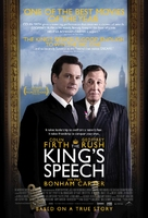 The King's Speech - Canadian Movie Poster (xs thumbnail)