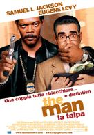 The Man - Italian Movie Poster (xs thumbnail)