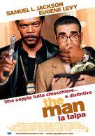 The Man - Italian Movie Poster (xs thumbnail)