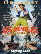 Ace Ventura: When Nature Calls - Movie Poster (xs thumbnail)