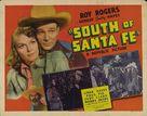 South of Santa Fe - Movie Poster (xs thumbnail)