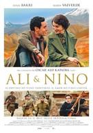 Ali and Nino - Spanish Movie Poster (xs thumbnail)