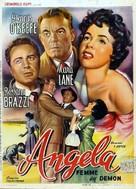 Angela - Belgian Movie Poster (xs thumbnail)