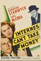 Internes Can't Take Money - Movie Poster (xs thumbnail)