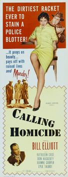 Calling Homicide - Movie Poster (xs thumbnail)
