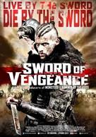 Sword of Vengeance - Lebanese Movie Poster (xs thumbnail)