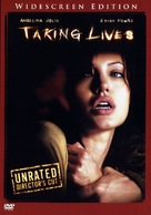Taking Lives - DVD cover (xs thumbnail)