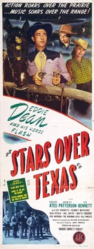 Stars Over Texas - Movie Poster (xs thumbnail)