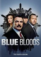 """Blue Bloods"" - DVD cover (xs thumbnail)"
