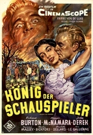 Prince of Players - German Movie Poster (xs thumbnail)