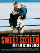 Sweet Sixteen - French Movie Poster (xs thumbnail)