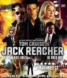 Jack Reacher - Singaporean DVD movie cover (xs thumbnail)