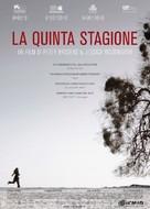 La cinquiéme saison - Italian Movie Poster (xs thumbnail)