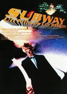 Subway - French Movie Poster (xs thumbnail)