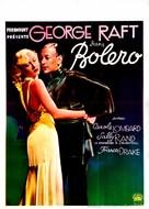 Bolero - Belgian Movie Poster (xs thumbnail)