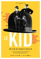 The Kid - French Movie Poster (xs thumbnail)