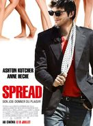 Spread - French Movie Poster (xs thumbnail)
