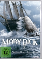 """""""Moby Dick"""" - German Movie Cover (xs thumbnail)"""